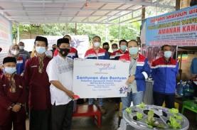 63 Panti Asuhan dan Pesantren di Sulawesi Dapat Bantuan…