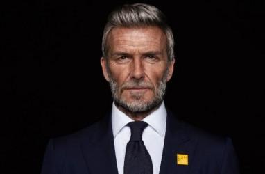David Beckham Jadi Lansia 70 Tahun Demi Kampanye Malaria
