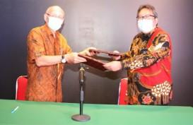 Garap KPBU Sumber Daya Air, Indra Karya Gandeng Yayasan Adhi Eka