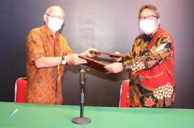 Garap KPBU Sumber Daya Air, Indra Karya Gandeng Yayasan…