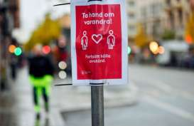Waduh, 26 Persen Warga Swedia Tak Bersedia Divaksin Covid-19