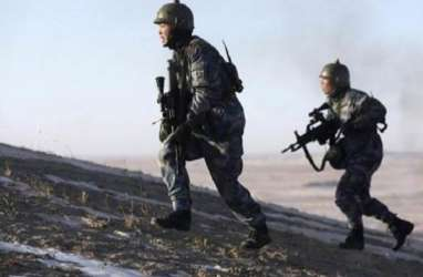 China Dikabarkan Kembangkan Tentara Super, Bakal Mirip Captain America
