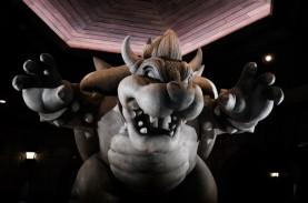 Sejumlah Wahana yang Ada di Nintendo World Universal…
