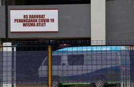 Pasien Covid-19 di Wisma Atlet Melonjak, Bertambah 202 Orang