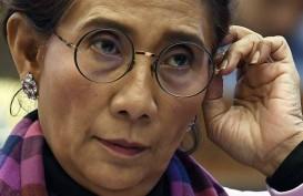 Tanggapi Adik Prabowo soal Larangan Ekspor Benur, Susi Pudjiastuti: Keliru Apanya?