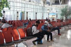 November 2020, Trafik Penumpang Bandara Angkasa Pura…