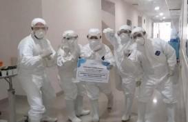 75 Persen Perawat Wafat Akibat Covid-19 Bertugas di Kamar Rawat Inap