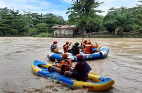 Banjir Deli Serdang, 5 Orang Meninggal, 2 Orang Hilang