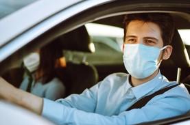 Sendiri di Mobil, Haruskah Pakai Masker Untuk Cegah…