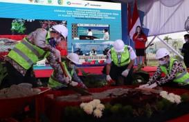 Proyek Sarana Migas Rp124,8 Miliar di Kuala Tanjung Resmi Dimulai