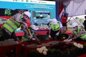 Proyek Sarana Migas Rp124,8 Miliar di Kuala Tanjung…