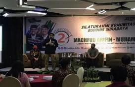 Pilkada Surabaya 2020, Eri Cahyadi-Machfud Arifin Debat Terakhir Malam Ini