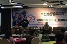 Pilkada Surabaya 2020, Eri Cahyadi-Machfud Arifin…