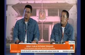 Debat Pilkada Medan, Bencana Banjir Jadi Amunisi Menyerang
