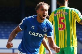 Hasil Liga Inggris : Everton Teruskan Hasil Buruk,…