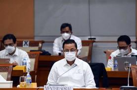 KPK Duga Anak Buah Mensos Pungut Rp10.000 per Paket Bansos