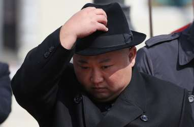 Korea Utara Tembak Mati Pasien Covid-19 yang Kabur dari Karantina