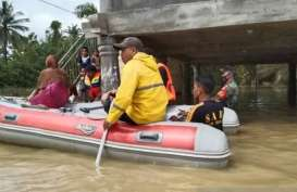 Aceh Timur Banjir: 17.648 Rumah Terendam, 10 Ribu Orang Mengungsi
