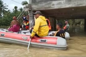 Aceh Timur Banjir: 17.648 Rumah Terendam, 10 Ribu…