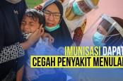 Imunisasi di Indonesia Terbukti Berhasil Cegah Penyakit Menular