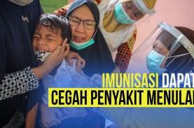 Imunisasi di Indonesia Terbukti Berhasil Cegah Penyakit…