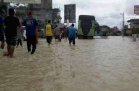 Aceh Utara Banjir, 18 Ribu Warga Mengungsi
