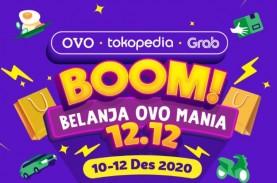 Tutup Tahun 2020, OVO Gelar BOOM 12.12