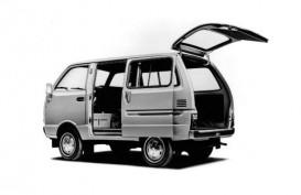 Daihatsu Hijet Genap Berusia 60 Tahun, Populasi Capai 2,2 Juta