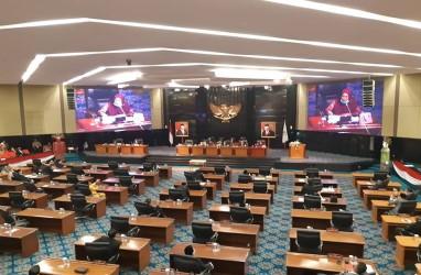 Sah! APBD DKI Jakarta Tahun 2021 Sebesar Rp84,19 Triliun