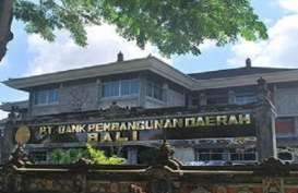 Jumlah Tabungan di BPD Bali Turun, Deposito Tumbuh Kencang