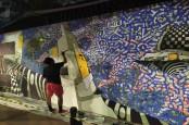 Converse Gagas Kampanye Bersihkan Udara Lewat Street Art