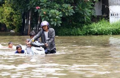 Ratusan Rumah di Pandeglang Banten Terendam Banjir