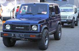 Bos Suzuki Indonesia Angkat Bicara Soal Produksi Jimny di Tanah Air