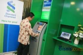 Standard Chartered Dongkrak Pendapatan Bunga Bersih…