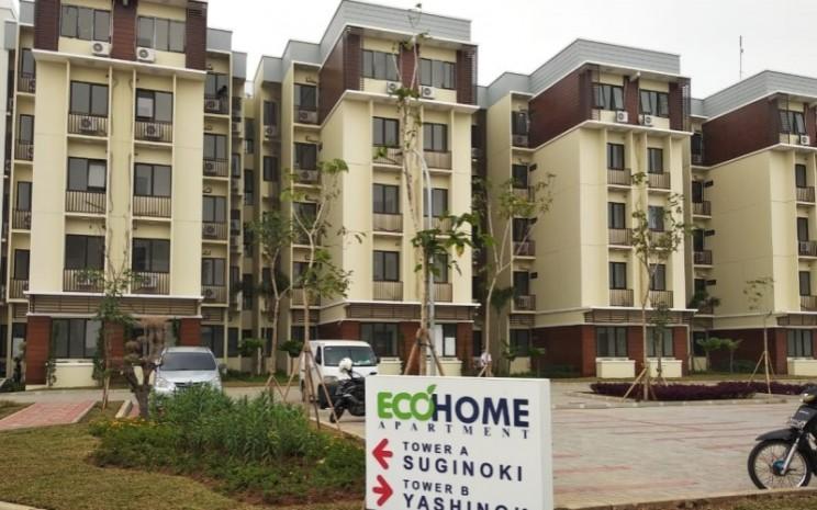 Ecohome Apartment Jakarta, salah satu proyek PT Djasa Ubersakti Tbk (PTDU) - djasaubersakti.co.id