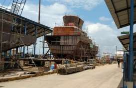 Kapal Oversupply, Industri Galangan Sepi Order