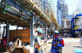 Kontainer Langka, Industri Petrokimia Keteteran