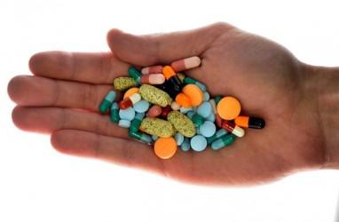 Melepas Ketergantungan Impor Bahan Baku Obat