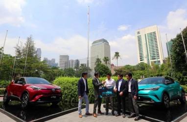 Serius Garap Kendaraan Listrik, Ini Daftar Mobil Hybrid Toyota di Indonesia