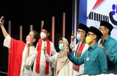Keponakan Prabowo, Putri Ma'ruf & Keponakan Atut Bersaing di Tangsel, Siapa Paling Kaya?