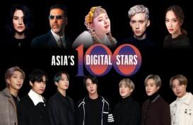 Selebriti Asia-Pasifik Paling Berpengaruh di Media Sosial Versi Forbes Asia