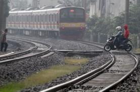 Rawan Kecelakaan, Pelintasan Liar Stasiun antara Kramat…