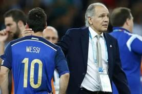 Setelah Maradona, Satu Lagi Pahlawan Bola Argentina…