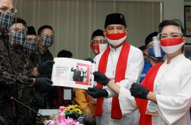 Quick Count Charta Politika, Muhamad-Rahayu Saraswati Unggul Sementara di Tangsel