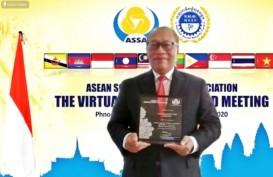 Pengelolaan Investasi BP Jamsostek Sabet Penghargaan Tingkat Asean