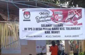 Pilkada 2020, Begini Penerapan Protokol Kesehatan di Sulawesi Utara