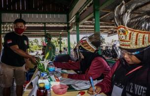 Anggota KPU Papua Ditahan karena Merugikan Negara Rp6 Miliar
