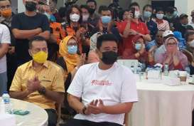 Pilkada Medan: Bobby Nasution Telepon Presiden Jokowi, Ini Pembicaraannya