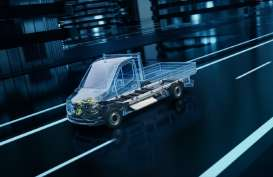 Mercedes-Benz Vans Umumkan eSprinter Generasi Baru
