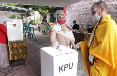 Pilkada Sidoarjo, Kedua Pasangan Saling Klaim Kemenangan